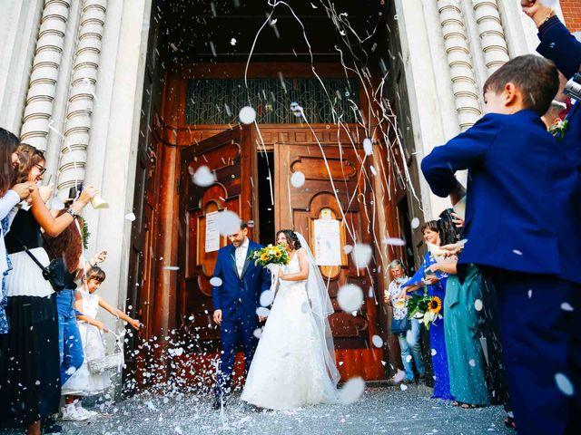Il matrimonio di Francesco e Monia a Stezzano, Bergamo 18