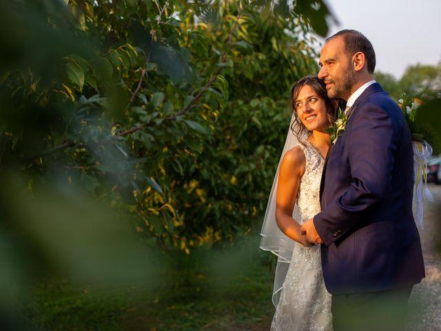 Il matrimonio di Francesco e Monia a Stezzano, Bergamo 19