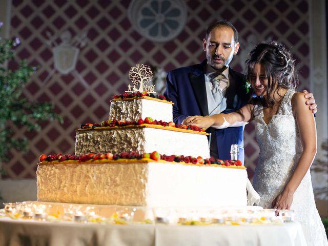 Il matrimonio di Francesco e Monia a Stezzano, Bergamo 28