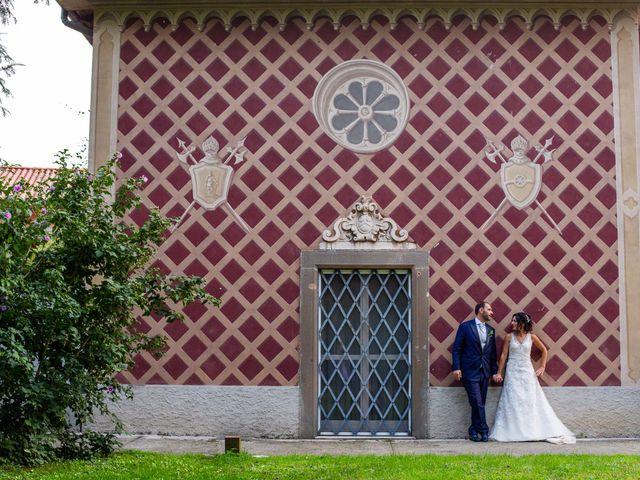 Il matrimonio di Francesco e Monia a Stezzano, Bergamo 20