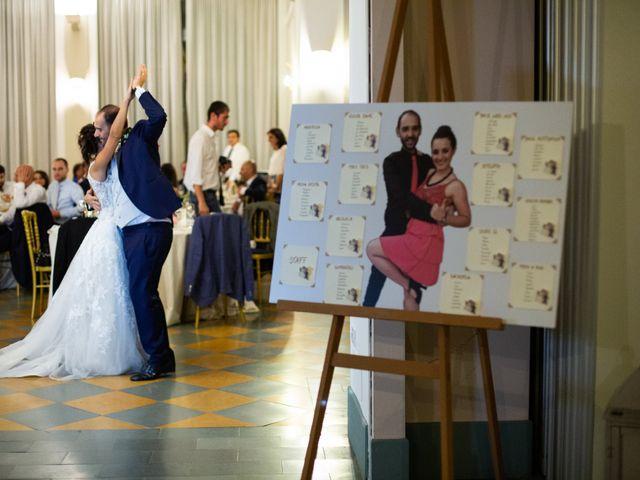 Il matrimonio di Francesco e Monia a Stezzano, Bergamo 25