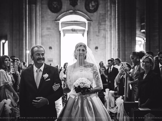 Il matrimonio di Luca e Elisa a Arezzo, Arezzo 4