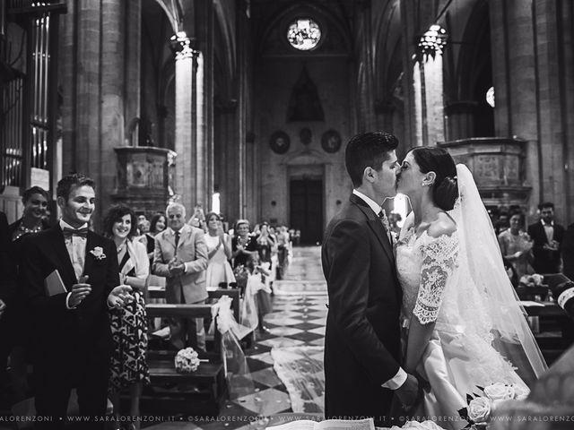 Il matrimonio di Luca e Elisa a Arezzo, Arezzo 5