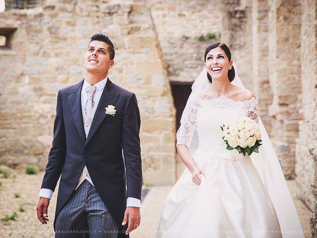 Il matrimonio di Luca e Elisa a Arezzo, Arezzo 1