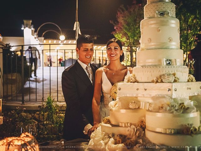 Il matrimonio di Luca e Elisa a Arezzo, Arezzo 16