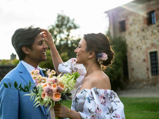 Le nozze di Martina e Ritesh