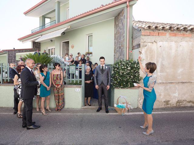 Il matrimonio di Alberto e Veronica a Sarroch, Cagliari 13