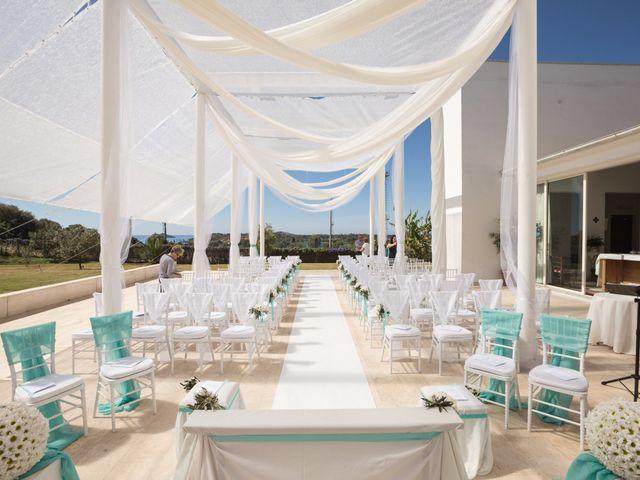 Il matrimonio di Alberto e Veronica a Sarroch, Cagliari 30