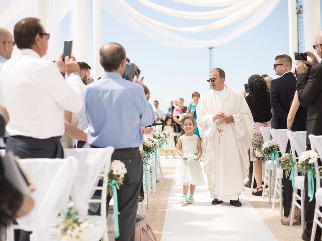 Il matrimonio di Alberto e Veronica a Sarroch, Cagliari 39