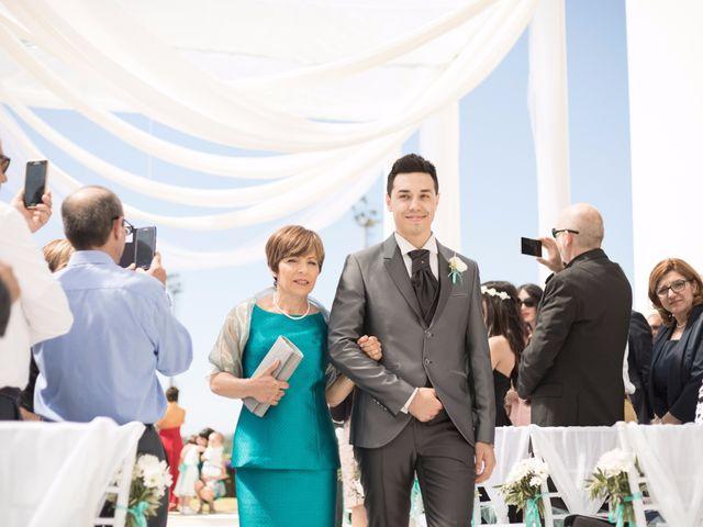 Il matrimonio di Alberto e Veronica a Sarroch, Cagliari 40
