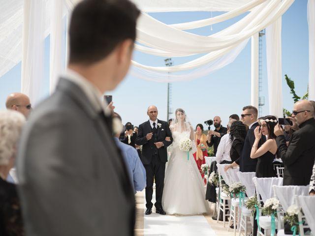 Il matrimonio di Alberto e Veronica a Sarroch, Cagliari 43