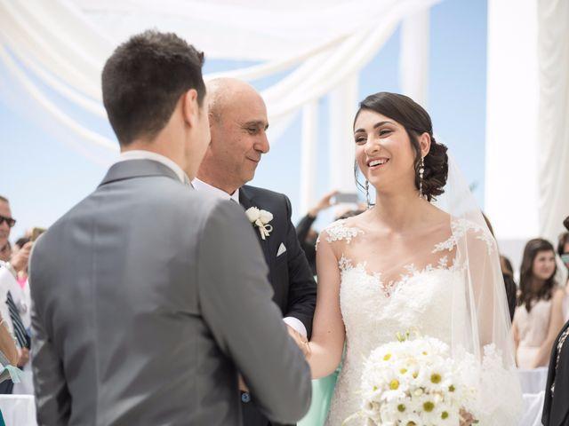 Il matrimonio di Alberto e Veronica a Sarroch, Cagliari 47