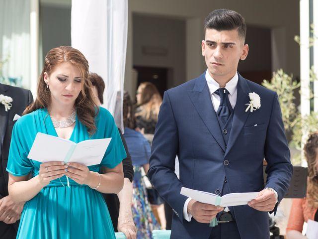Il matrimonio di Alberto e Veronica a Sarroch, Cagliari 48