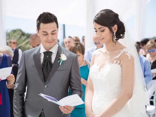 Il matrimonio di Alberto e Veronica a Sarroch, Cagliari 49