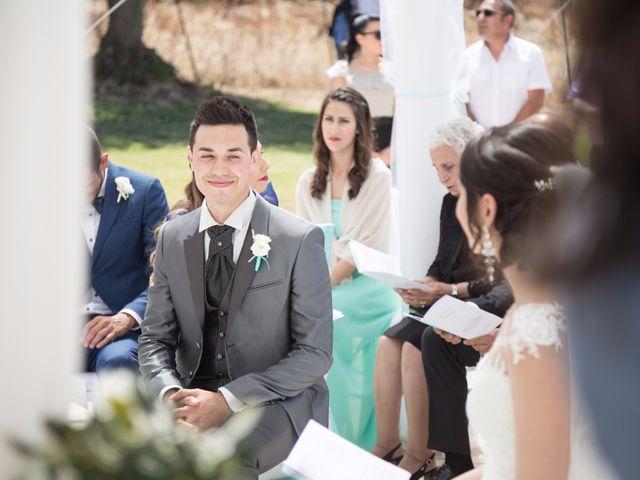 Il matrimonio di Alberto e Veronica a Sarroch, Cagliari 52