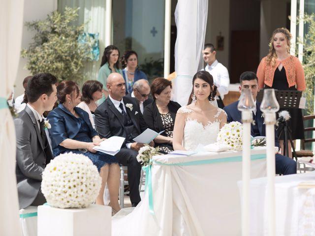 Il matrimonio di Alberto e Veronica a Sarroch, Cagliari 53