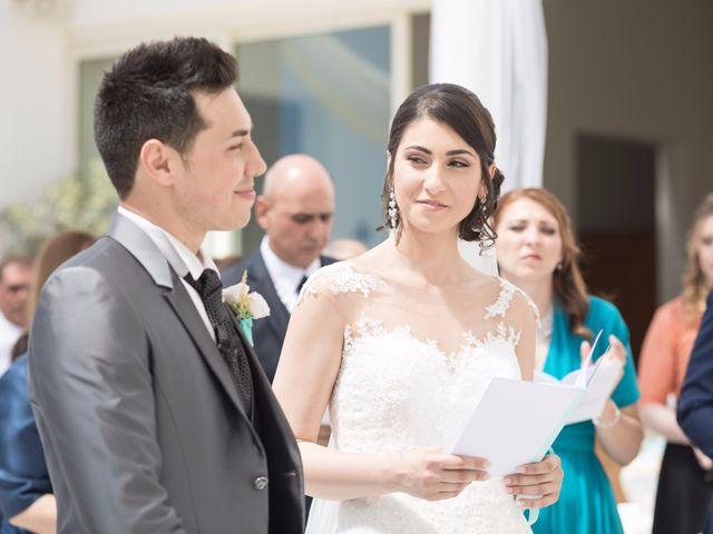 Il matrimonio di Alberto e Veronica a Sarroch, Cagliari 54