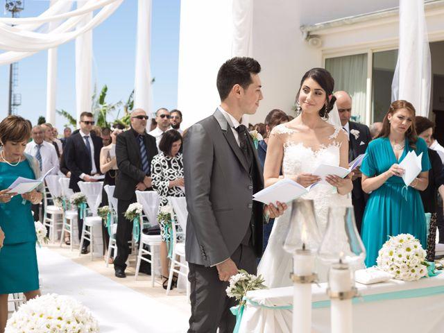 Il matrimonio di Alberto e Veronica a Sarroch, Cagliari 56