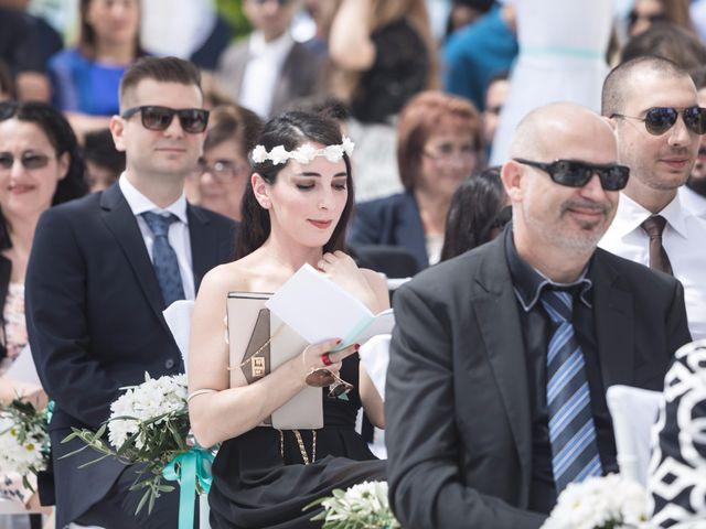 Il matrimonio di Alberto e Veronica a Sarroch, Cagliari 57