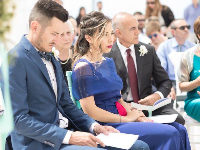 Il matrimonio di Alberto e Veronica a Sarroch, Cagliari 58