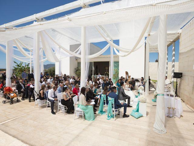 Il matrimonio di Alberto e Veronica a Sarroch, Cagliari 60