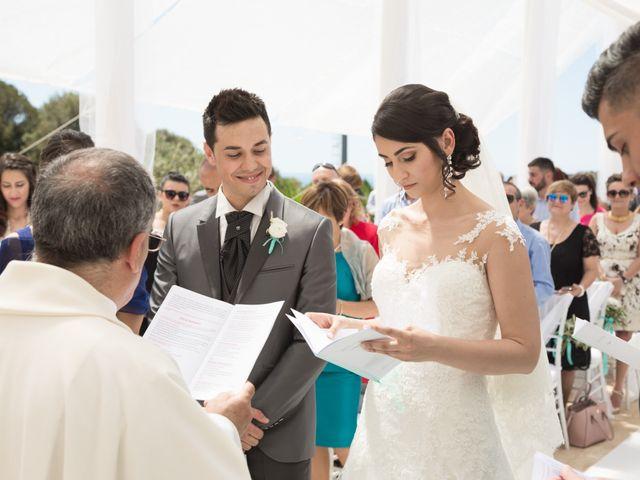 Il matrimonio di Alberto e Veronica a Sarroch, Cagliari 61