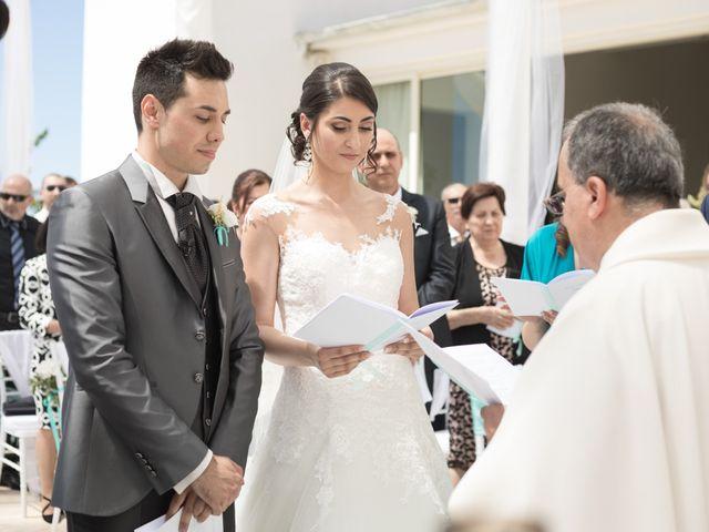 Il matrimonio di Alberto e Veronica a Sarroch, Cagliari 62