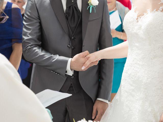 Il matrimonio di Alberto e Veronica a Sarroch, Cagliari 63