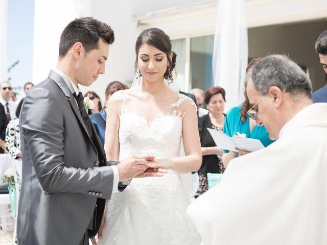 Il matrimonio di Alberto e Veronica a Sarroch, Cagliari 66