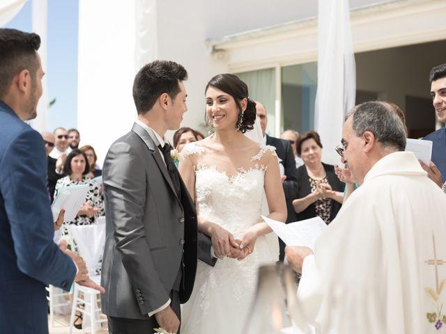 Il matrimonio di Alberto e Veronica a Sarroch, Cagliari 72