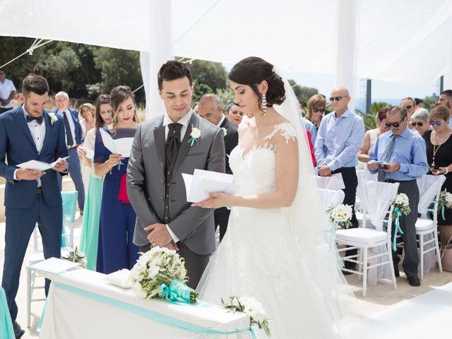 Il matrimonio di Alberto e Veronica a Sarroch, Cagliari 73