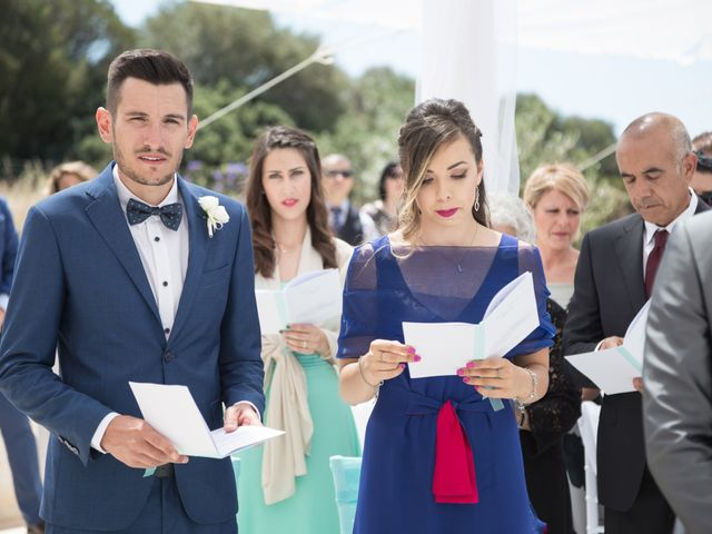 Il matrimonio di Alberto e Veronica a Sarroch, Cagliari 74
