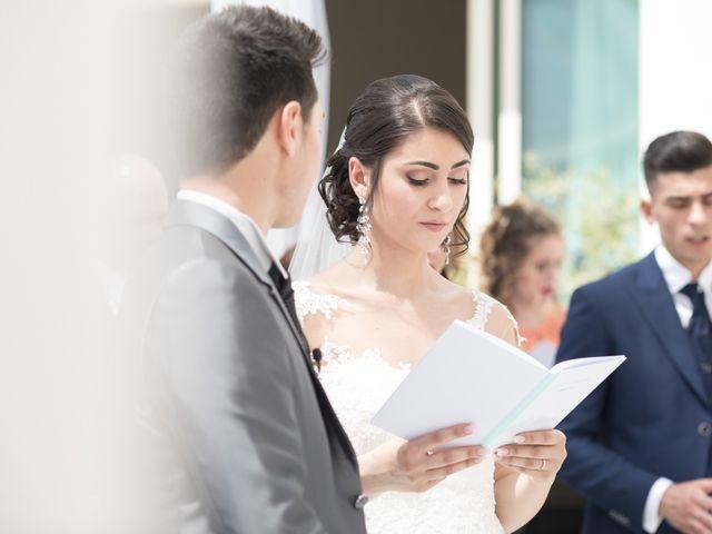 Il matrimonio di Alberto e Veronica a Sarroch, Cagliari 76