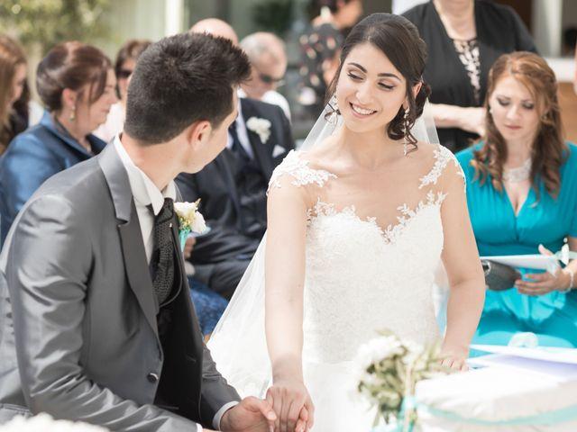 Il matrimonio di Alberto e Veronica a Sarroch, Cagliari 81