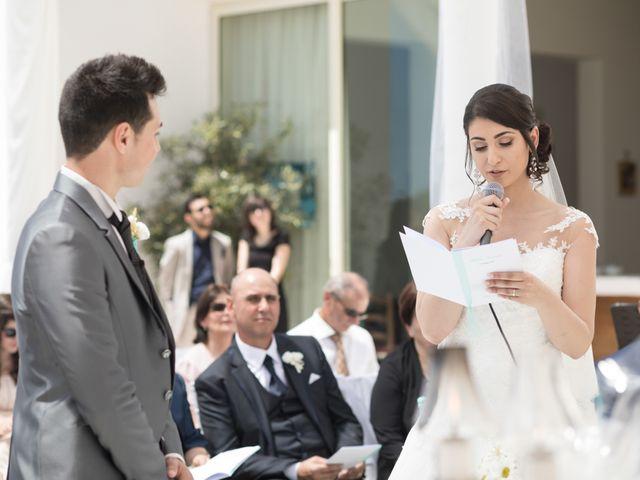Il matrimonio di Alberto e Veronica a Sarroch, Cagliari 83
