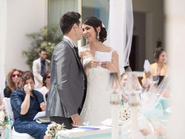 Il matrimonio di Alberto e Veronica a Sarroch, Cagliari 87