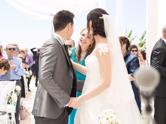 Il matrimonio di Alberto e Veronica a Sarroch, Cagliari 89