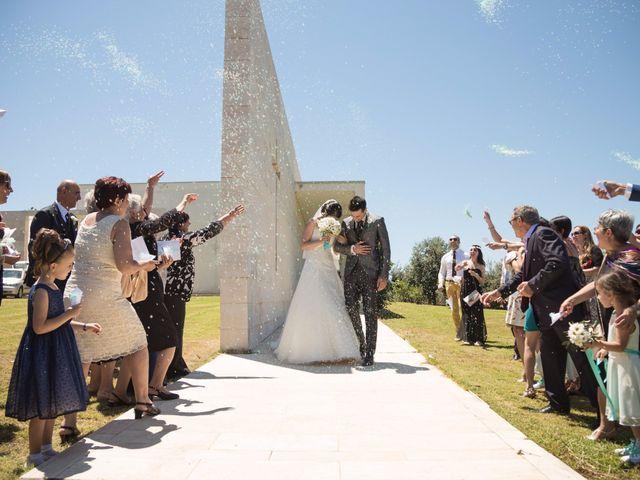 Il matrimonio di Alberto e Veronica a Sarroch, Cagliari 93