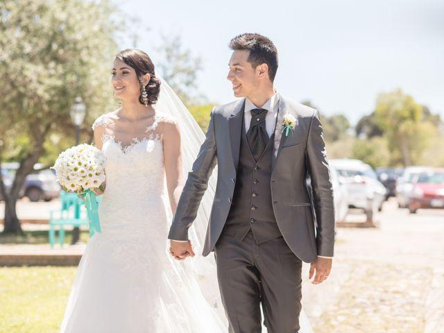 Il matrimonio di Alberto e Veronica a Sarroch, Cagliari 104
