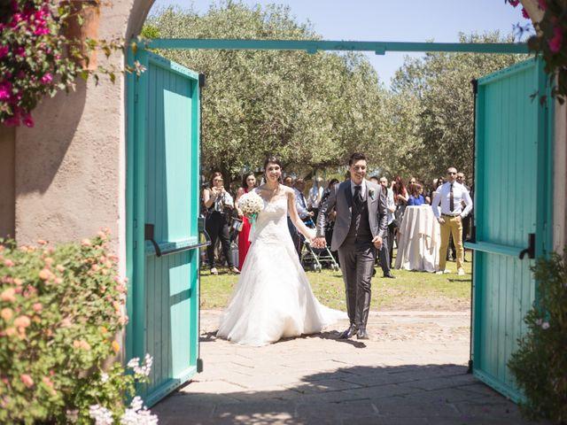 Il matrimonio di Alberto e Veronica a Sarroch, Cagliari 105