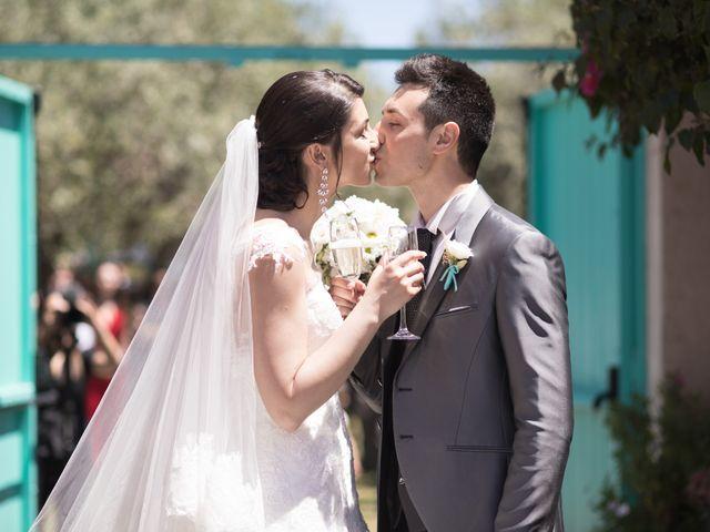 Il matrimonio di Alberto e Veronica a Sarroch, Cagliari 106