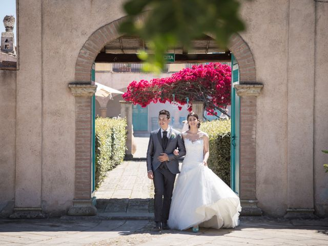 Il matrimonio di Alberto e Veronica a Sarroch, Cagliari 114