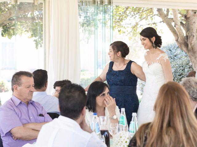 Il matrimonio di Alberto e Veronica a Sarroch, Cagliari 127