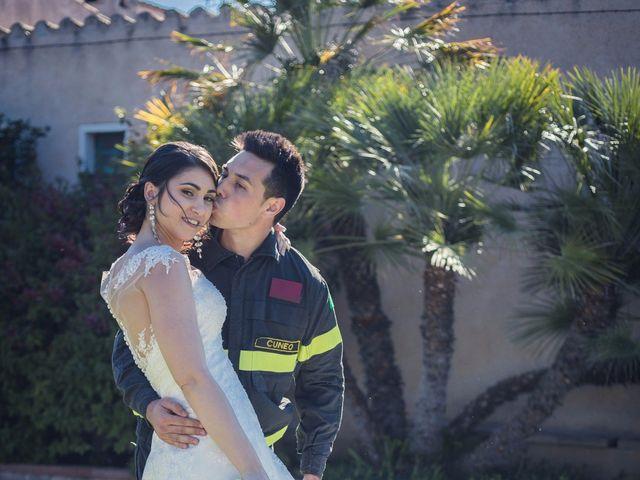 Il matrimonio di Alberto e Veronica a Sarroch, Cagliari 133