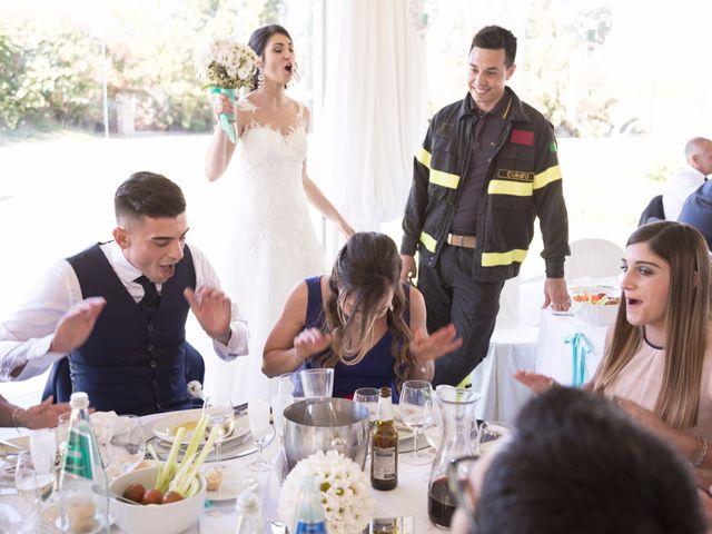 Il matrimonio di Alberto e Veronica a Sarroch, Cagliari 136