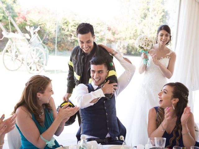 Il matrimonio di Alberto e Veronica a Sarroch, Cagliari 137