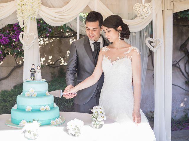 Il matrimonio di Alberto e Veronica a Sarroch, Cagliari 143