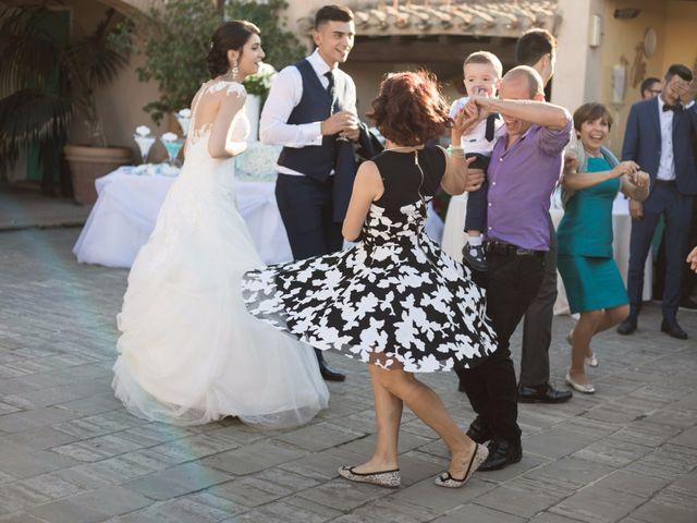 Il matrimonio di Alberto e Veronica a Sarroch, Cagliari 158