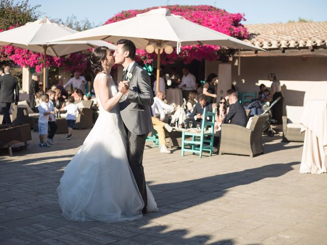 Il matrimonio di Alberto e Veronica a Sarroch, Cagliari 162