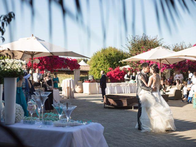 Il matrimonio di Alberto e Veronica a Sarroch, Cagliari 164